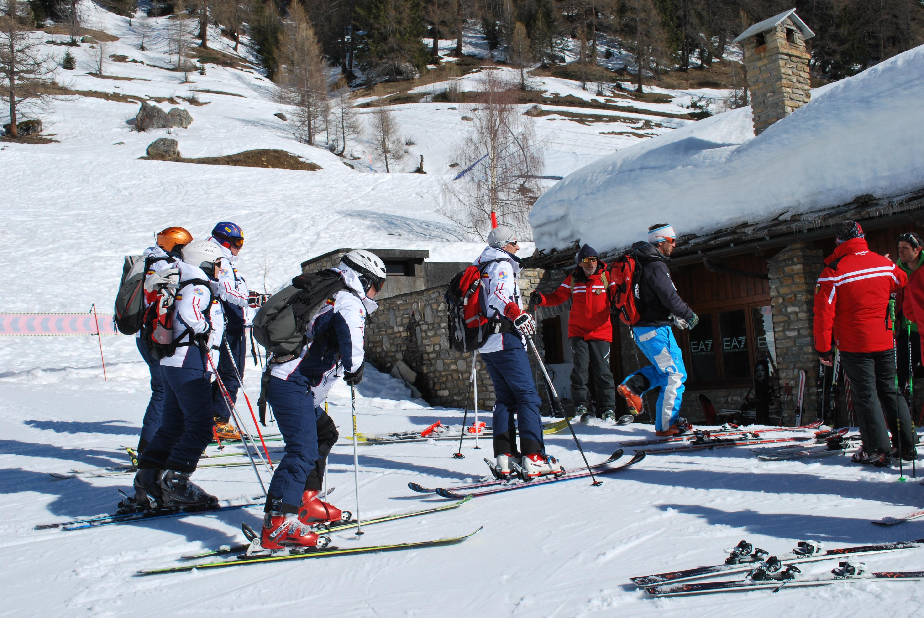 Curs Formare Monitori Ski 12