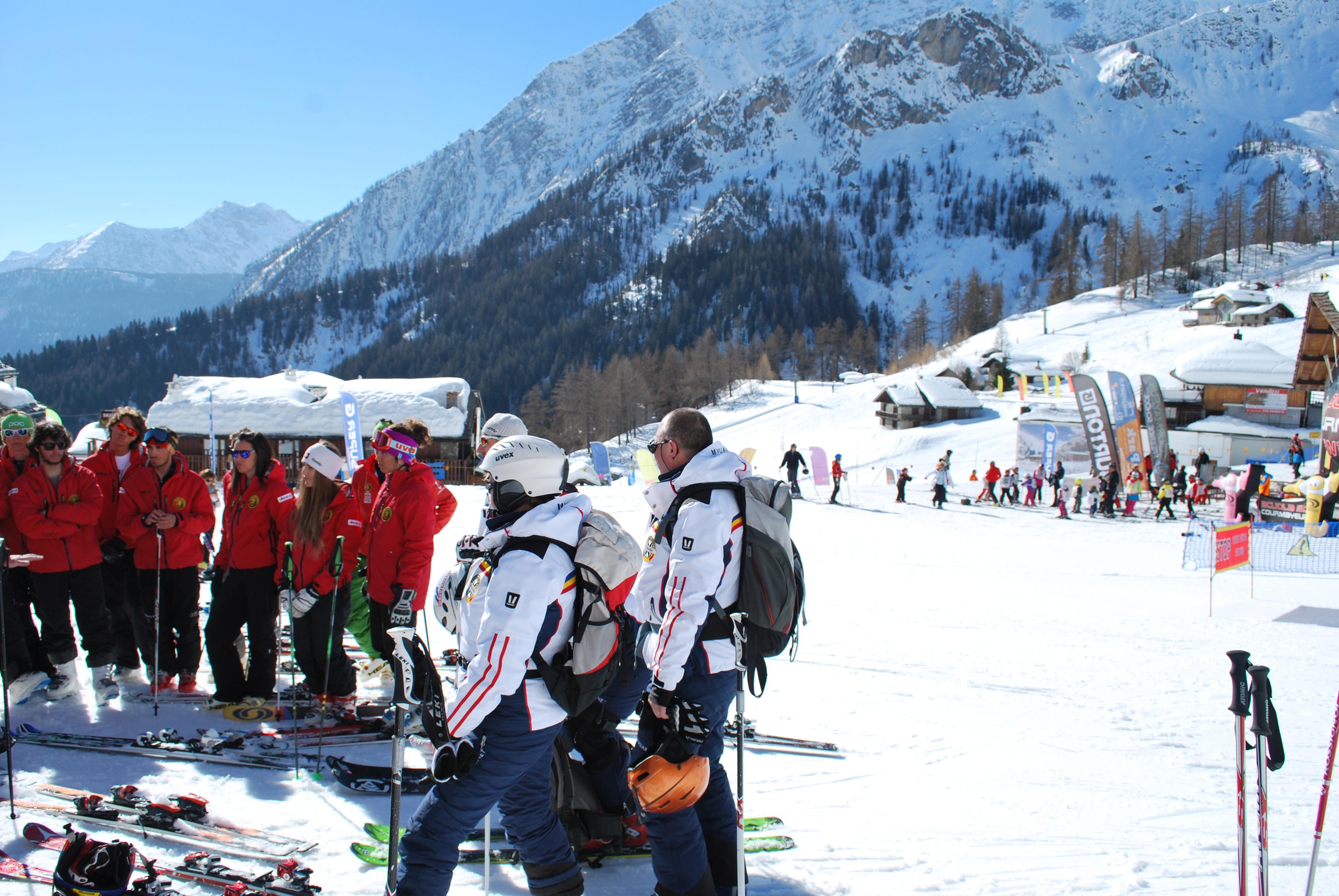 Curs Formare Monitori Ski 2